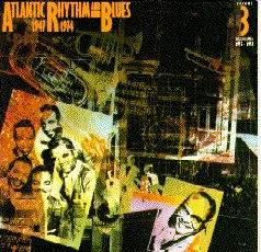 00088 - Cd Atlantic Rhythm And Blues - Vol 3