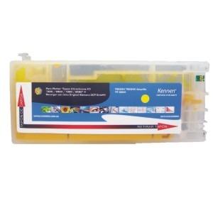 5 Cartuchos Recargables Para Epson 7700 9700 Sublimación Ocp