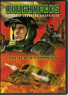 Starship Troopers Chronicles - Dvd 100% Original - Coleccion