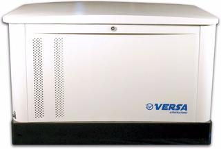 Generador Eléctrico A Gas 10 Kva