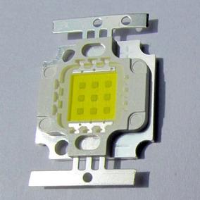 Kit 5un Super Led Warm/white 10w 12v