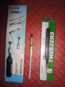 Kit Anti-estático Manutenção De Pc- 3 Peças !