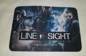 Mousepad Games Line Of Sigh Grande 36x23 - Promoção Levelup!