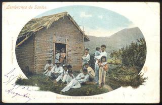 Santos - Rancho Dos Índios No Porto Dos Reis - 07041305