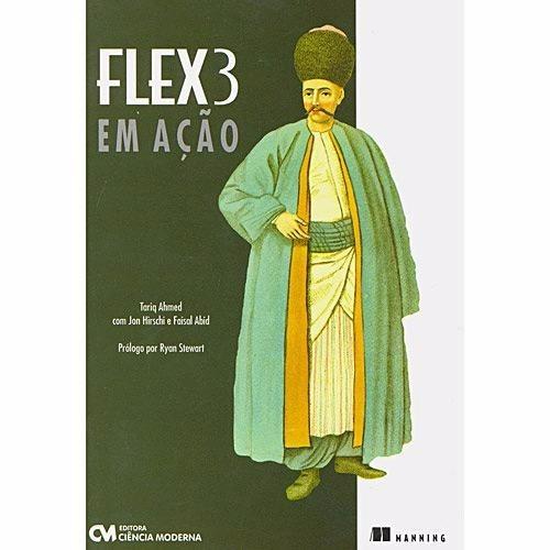 Livro - Flex 3 Em Ação