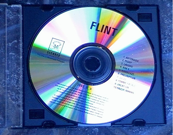 Flint - Device 1 (promo Cd) Keith Flint - Prodigy
