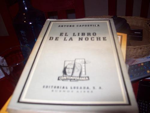 El Libro De La Noche Por Arturo Capdevila