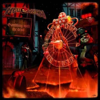 Helloween Gambling With The Devil Cd Nuevo Cerrado