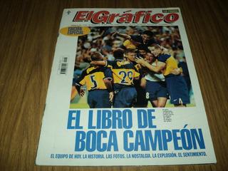 El Libro De Boca Campeon Apertura 98 / Especial El Grafico