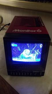 Monitor Televisor Silver Ca111 Portable 6