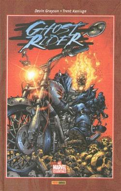 Ghost Rider * El Carril Rapido * Devin Grayson * Panini
