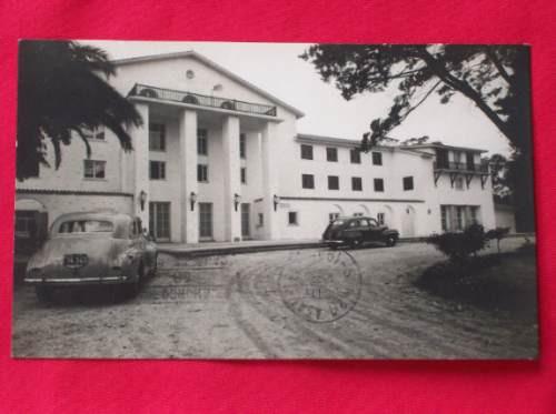 Monijor62- Antigua Postal Hotel Nirvana Colonia Suiza -r.o.u