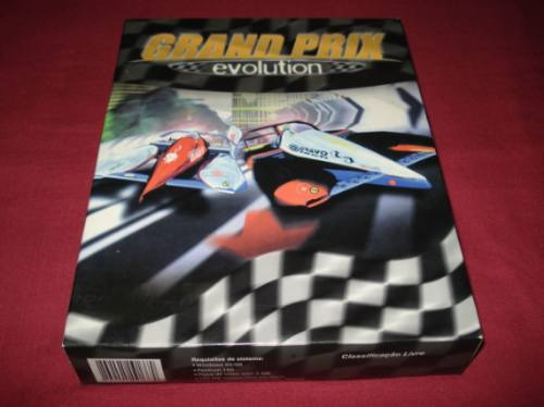 Game Pc Grand Prix Evolution