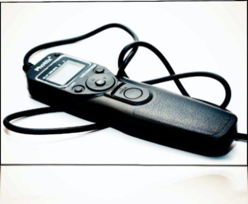 Cabo Disparador Timer Remoto Lapse Nikon D2 D3 D200 D300