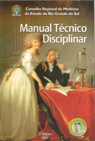 Manual Técnico Disciplinar - Cremers 5ª Edição