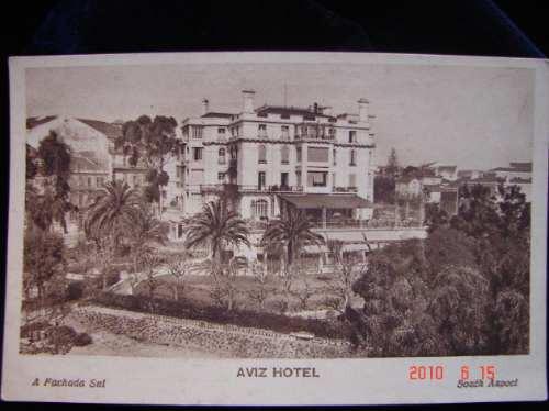 Portugal. Aviz Hotel. Antigua Postal.