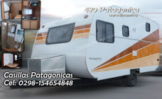 Casilla Rodante Patagonica Full Heladera Inodoro Ducha