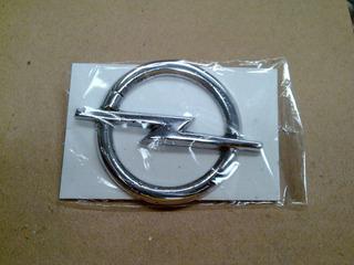 Insignia Capot Opel K 180 Metalica Cromada