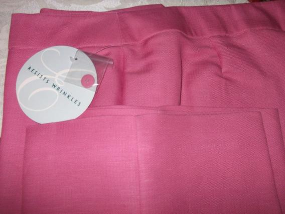 Pantalon Mujer,rosa, Emma James,petite 14, $1000