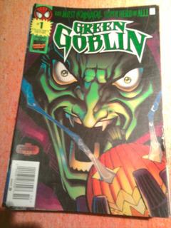 Green Goblin / Duende Verde Nº 1 Octubre 1995 Canadá Inglés