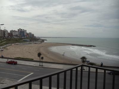 Mar Del Plata- Depto Frente Playa Varese