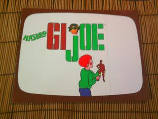 Catálogo G.i. Joe ´60 /´70 Hasbro