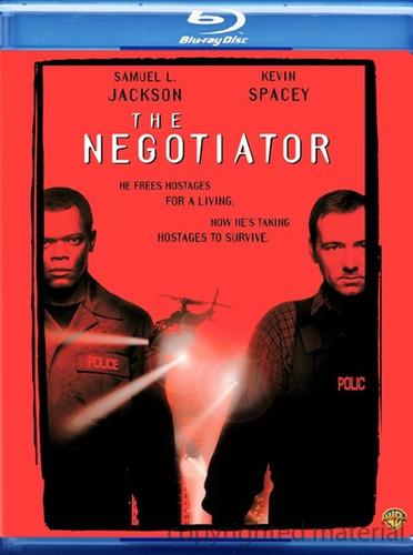 Blu-ray The Negotiator / El Mediador