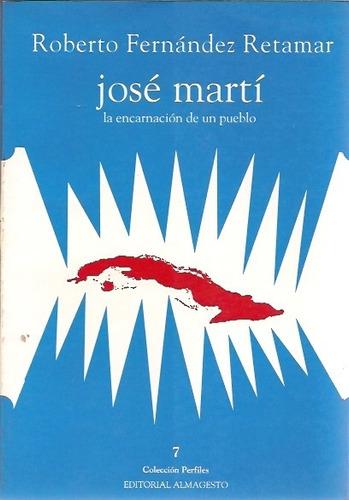 Imagen 1 de 4 de Jose Marti - Fernandez Retamar(ed. Almagesto)