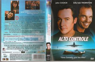 Dvd Alto Controle - John Cusak -novo