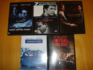 Colección Michael Mann En Dvd