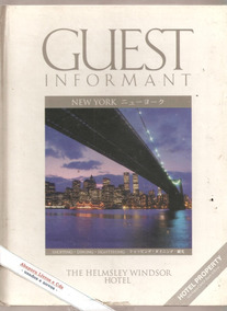Guest Informant - New York City 1992-93