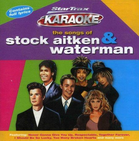 Stock Aitken Waterman Karaoke - Kyle /j Donovan /bananarama