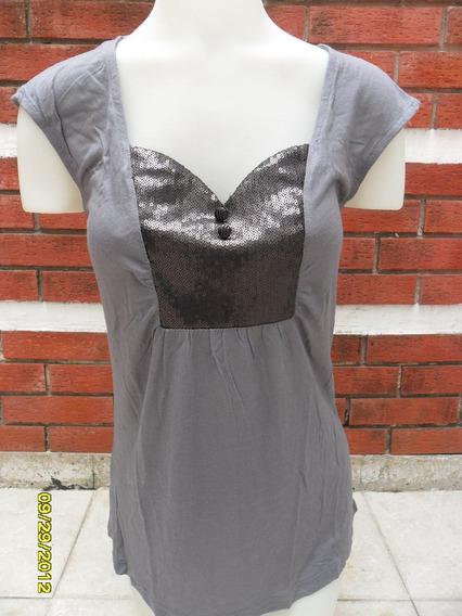 Portsaid Vestido Corto Talle 40 Small