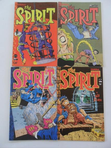 The Spirit! Várias! Devir - 1994-1995! Raras! R$ 30,00 Cada!