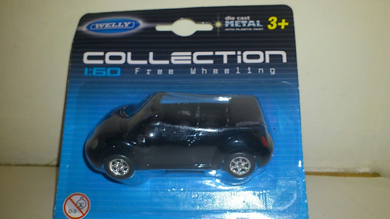 Welly Collection - Volkswagen New Beetle Cabrio-escala 1/60