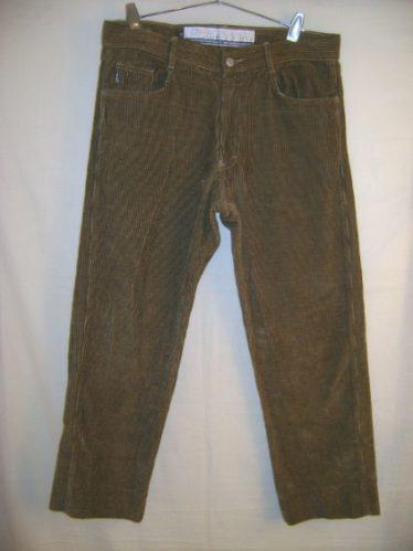 Pantalon Jean Stone De Corderoy T.32
