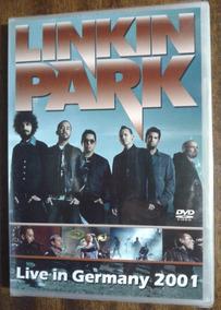 Dvd Link Park - Live In Germany 2001 - Loja Center Som