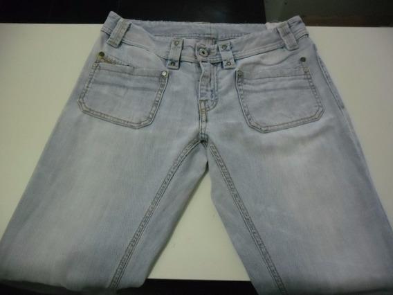 Calça Jeans Diesel 38 Feminina Feminino Promocao Oferta