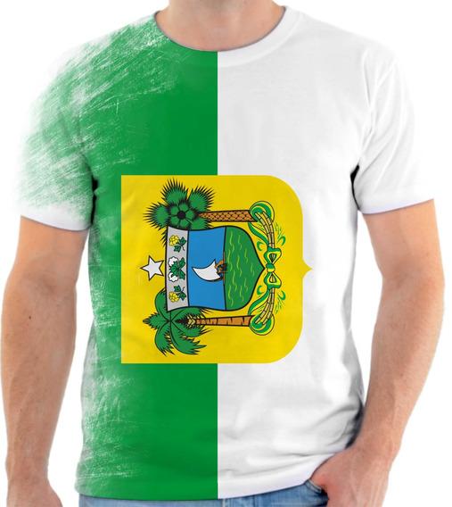 Camiseta, Camisa Bandeira Do Estado Do Rio Grande Do Norte 2