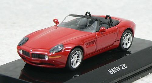 1:64 Autoart 20082 Bmw Z8 - Red