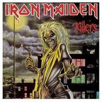 Iron Maiden Killers Cd Nuevo Sellado Original