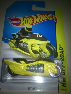 Hot Wheels De Coleccion Moto Fly By Mn4
