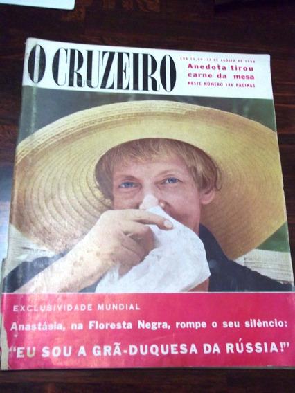 O Cruzeiro 1958 Joanne Noel Rosa Seleçao De Ouro Anastacia