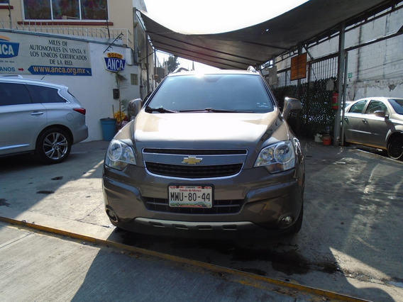 Chevrolet Captiva Sport Lt 2012 1er. Semestre Seguro Gratis