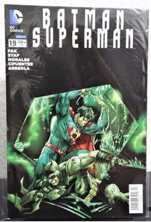 Batman Superman # 19 - Dc México