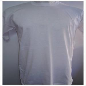 Remeras Blancas Talles 4-6-8 Surtidas (fabrica) Paq X 10 Un