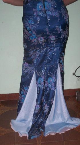 Vestido Fiesta, Elegantísimo! Ideal Madrina. Talle M