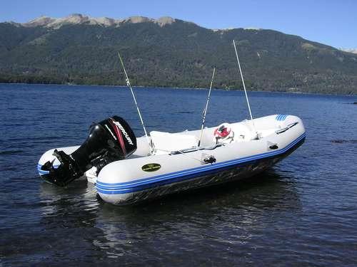 Imagen 1 de 6 de Semirrigido Olympic Marine 535 2020 Nuevo Sin Motor