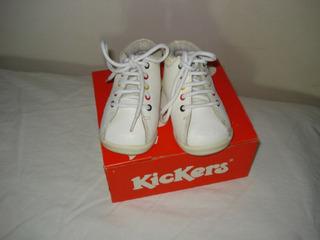Zapatillas Kickers Botita Bebé Nº 18