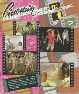 Revista Cinemin 01 A 86 Coleção Completa Digital + Brinde